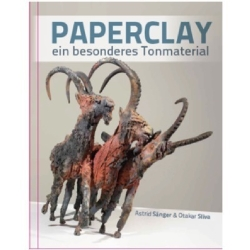 Sänger-Sliva, Paperclay ein bes. Tonmaterial