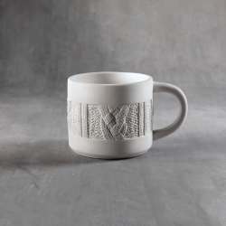 BQ SM COZY SWEATER 20 OZ MUG